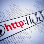 phishing web site