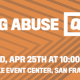 Facebook Event: fighting abuse